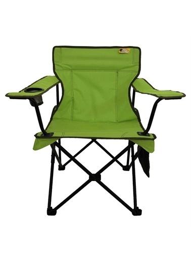 Funky Chairs Funky Chairs V2 Fıstık Yeşili Lüks Kamp Sandalyesi Yeşil